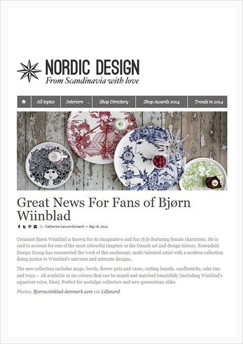 Artikel Nordicdesign